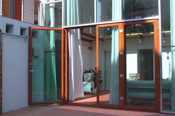 Haus f r grafiker marie theres deutsch architekten for Grafiker in frankfurt